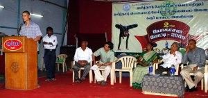 Муниципальные соревнования по йоге., Карур, Индия, 2009 г.