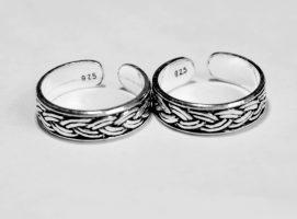 Серебряные колечки